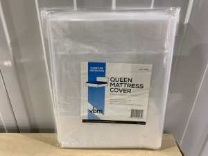 cheap plastic cover adelaide queen mattress