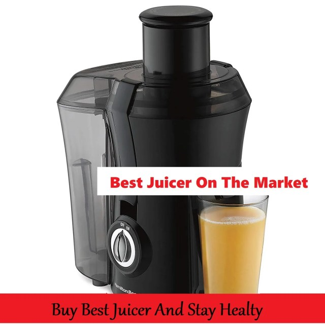 Top 5 Best Juicer On The Market | Review(2019)