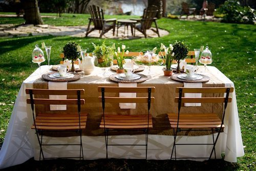 Beautiful Mother's Day Entertaining Ideas