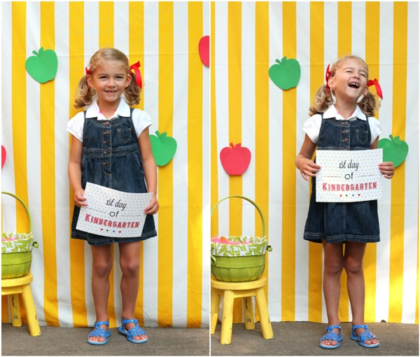 Back To School Printables - A Blissful Nest