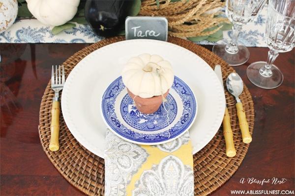 Fall Dinner Party Ideas
