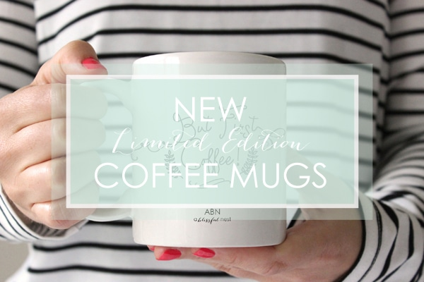 New Coffee Mugs Coming Soon!