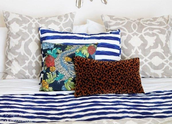 Update – New Master Bedroom Bedding