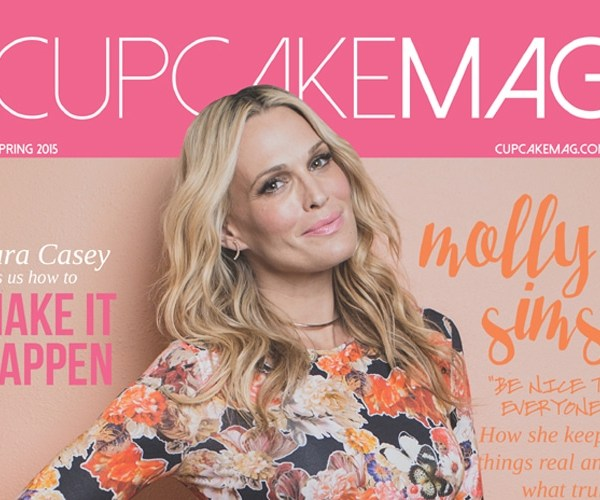 {Press} Featured In CupcakeMag E-zine