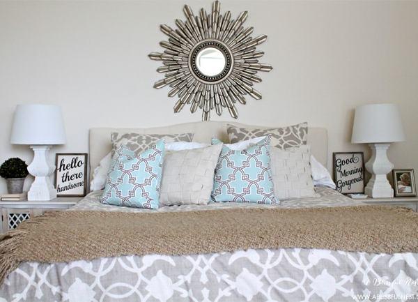 Master Bedroom Decorating – The Details
