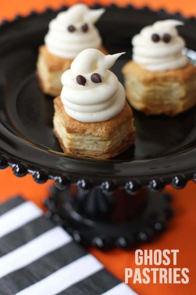 Ghost Pastries