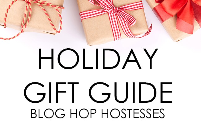 Holiday Gift Guide Blog Hop 2015