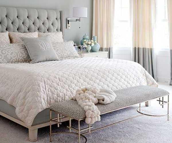 Design Details Uncovered – A Neutral & Serene Master Bedroom