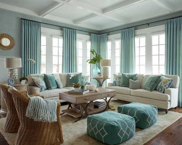 Design Details Uncovered – Coastal Living Room