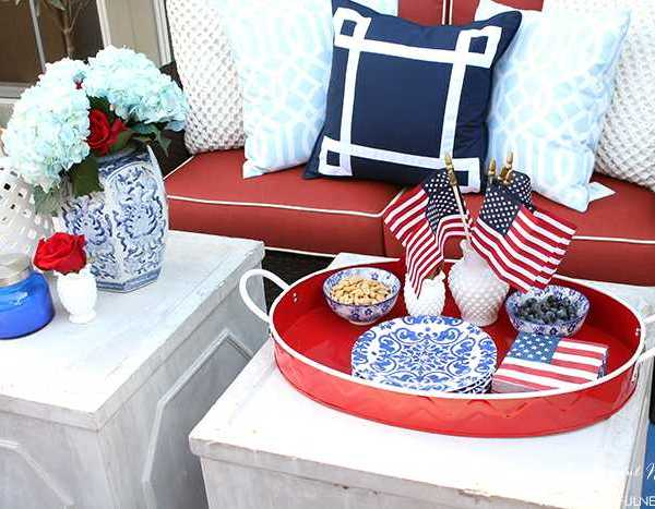 4th of July Decor Essentials