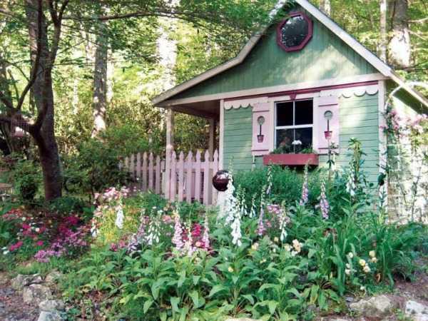 Crickhollow Cottage via Hometalk, The Best She Sheds
