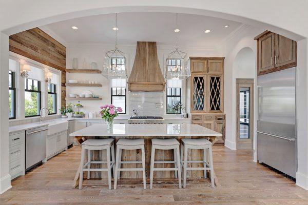 Gorgeous White Kitchen Ideas Modern Farmhouse Coastal Kitchens