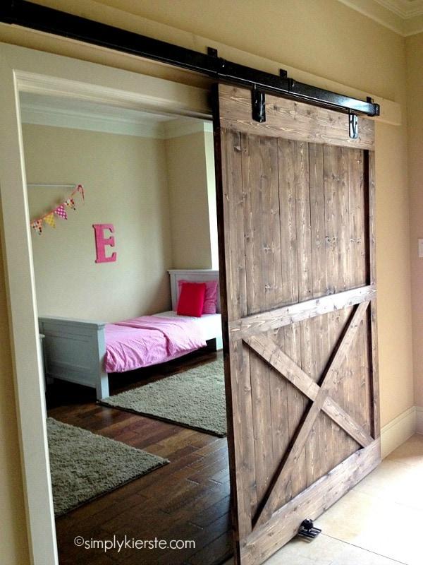Simply Kierste, 20 Sliding Barn Door Ideas