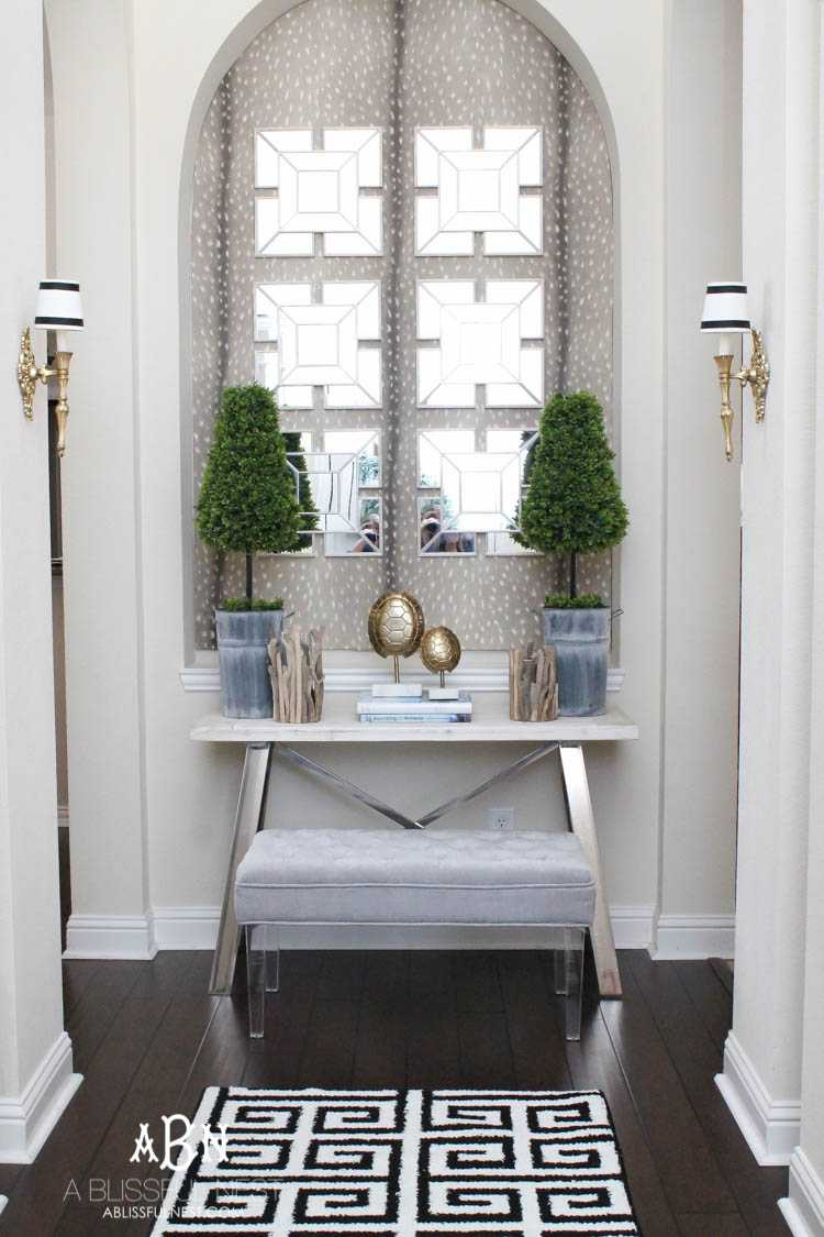 entryway decor get these tips hints on getting designer style on a budget with