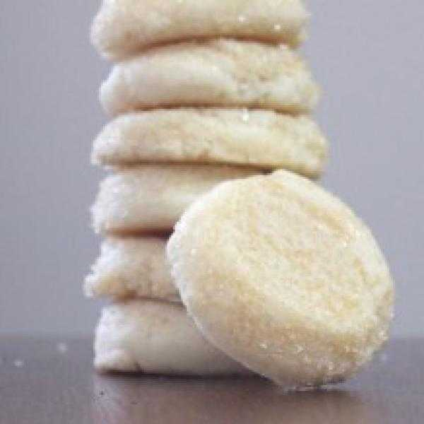 Soft Almond Sugar Cookies, 30 Delicious Christmas Cookie Recipes via A Blissful Nest