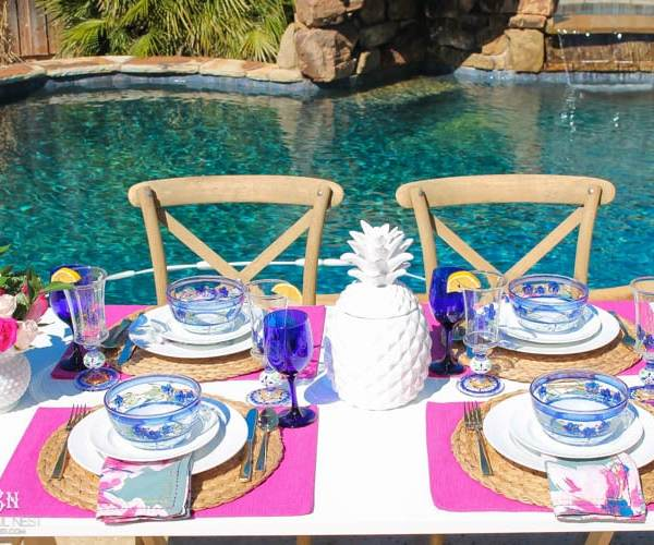 Tips for the Perfect Spring Table Setting