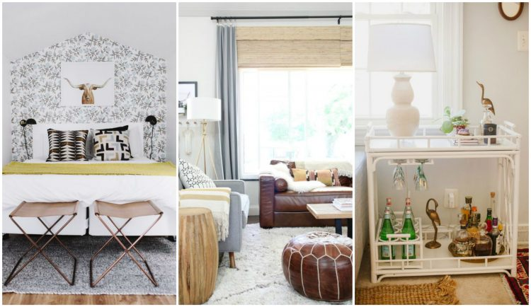 Living in a Small Space - Top 10 Design Ideas To Make It Easy!