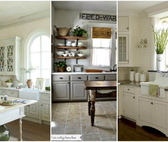 Check Out These Other Gorgeous Farmhouse Kitchens Right Here