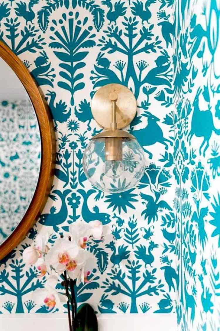 Do you love the color turquoise but don't know how to add it into your home decor? We've got design tips just for you on how to use turquoise in your home and paint colors to choose from. Check out A Blissful Nest for more details. https://ablissfulnest.com/ #designtips #interiordesign #turquoisedecor #paintcolor #turquoisepaintcolor #blue #turquoise #aqua