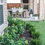 Small Backyard Makeover Before And After Landscaping Ideas