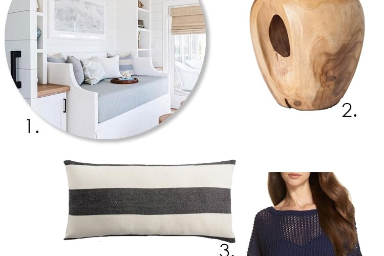 These are 5 things that have caught my eye this week in home design, fashion and entertaining!