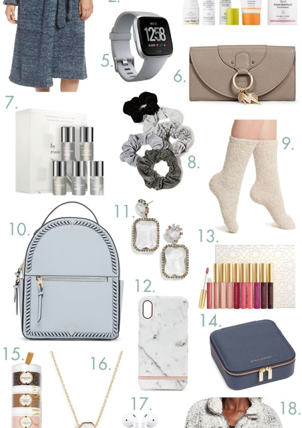 Holiday Gift Guide: Great Gifts for Her