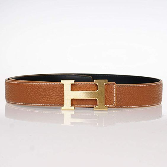 Love that this faux Hermes belt doesn't break the bank!