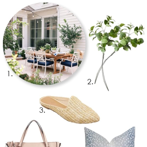 5 things I have found and love from the week from interiors to fashion.