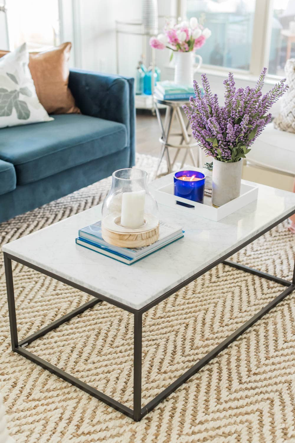 How to Arrange Furniture + Plan a New Space in Your Home