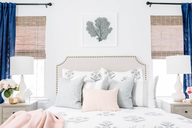 Guest Bedroom Refresh For Summer Tips A Blissful Nest