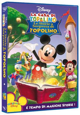 LA Casa Di Topolino - Le Storie A Sorpresa Di Topolino (2011).Avi Dvdrip Xvid Ac3 - ITA