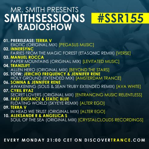 smithsessions radioshow 155