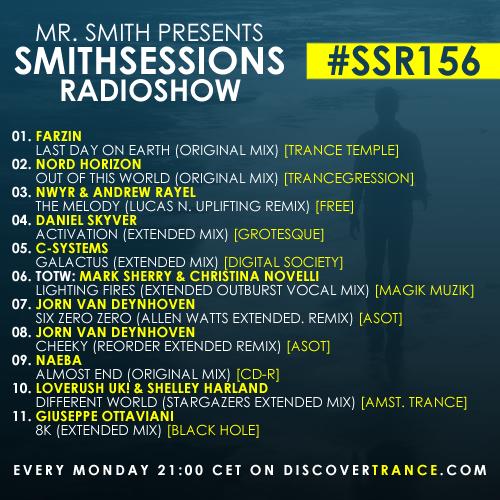 smithsessions radioshow 156