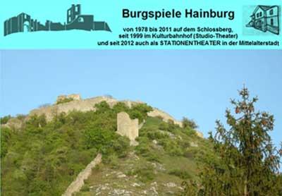 burgspiele hainburg