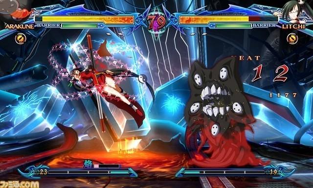 Blazblue Chrono Phantasma | The Toddhunter Report