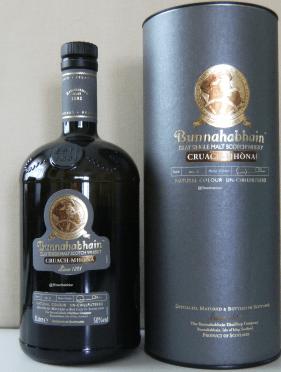 Bunnahabhain Cruach-Mhòna Flasche