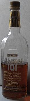 Charter 101 Flasche