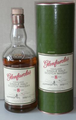 Glenfarclas 8 Flasche