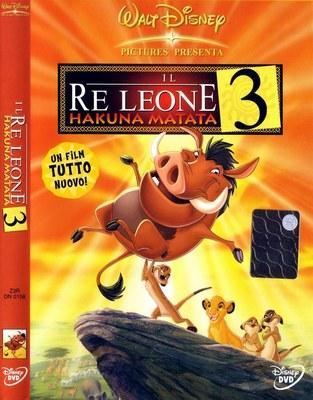Il Re Leone 3 - Hakuna Matata [Special Ed. 2 dvd] (2004).Dvd9 Copia 1:1 - ITA Multi