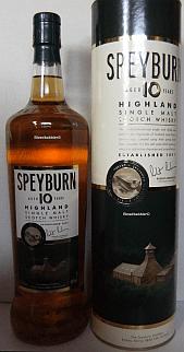 Speyburn 10 Flasche