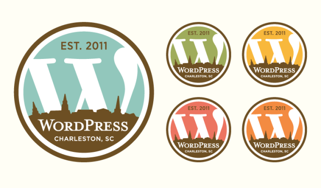 wordpress charleston logo finals
