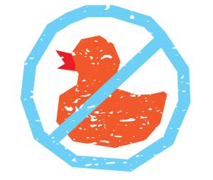 duck no