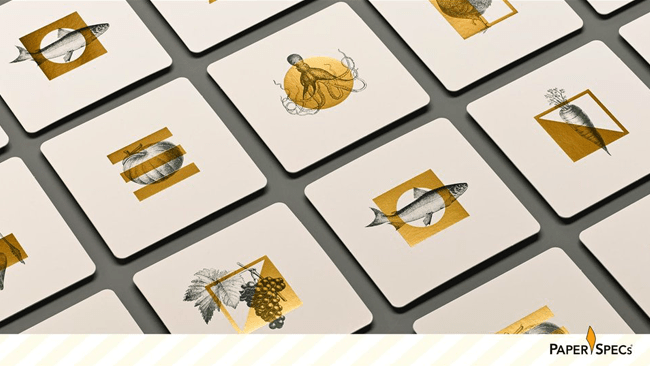 gold menu items