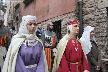 rappresentazioni medievali in Sicilia a Erice