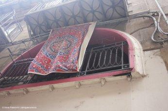 Palazzolo molto meno nobiliare da qualche parte vicino alla Kalsa a Palermo