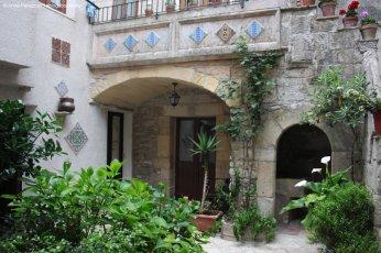 Courtyard in Erice