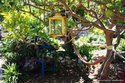 Colorful garden - Scopello, Sicily