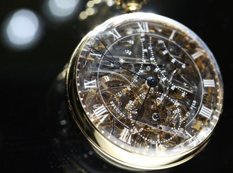 The 10 Most Expensive Watches in the World