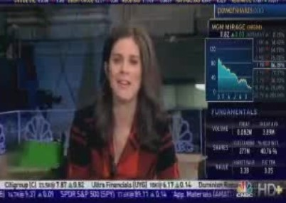 CNBC Looks at Lancz's Recent Purchases into Panic Selling – November 28, 2008