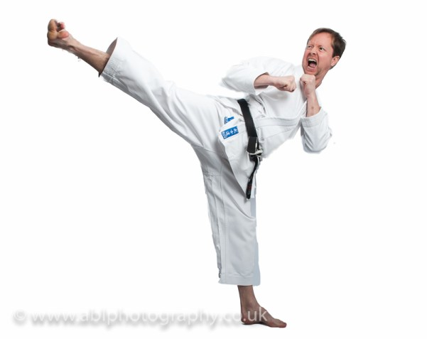 Karate instructor by ABLPhotography-5